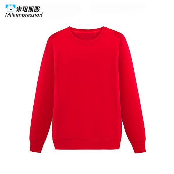 MQ03-厚款毛圈纯棉圆领卫衣